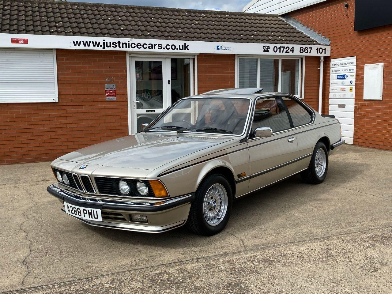 BMW 6 Series 3.5 635 csi auto Coupe Petrol Bronze