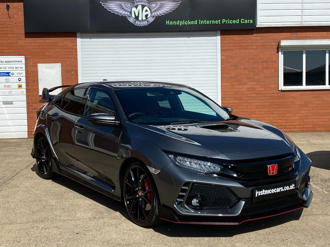 Honda Civic 2.0 VTEC Turbo Type R GT 5dr Hatchback Petrol Metal Grey