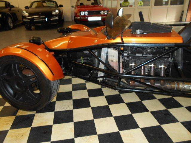 westfield zr single seater