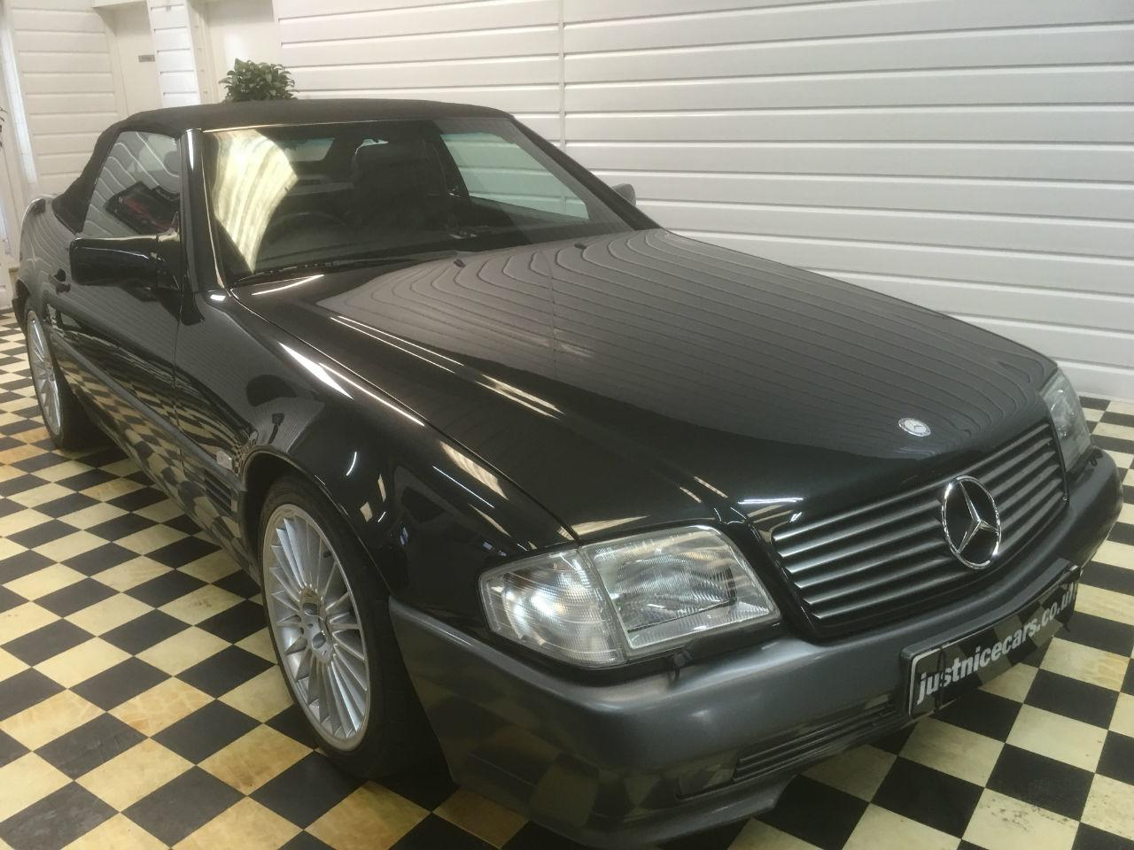 Mercedes-Benz SL Class 5.0 SOLD GOING TO SCUNTHORPE Convertible Petrol Grey