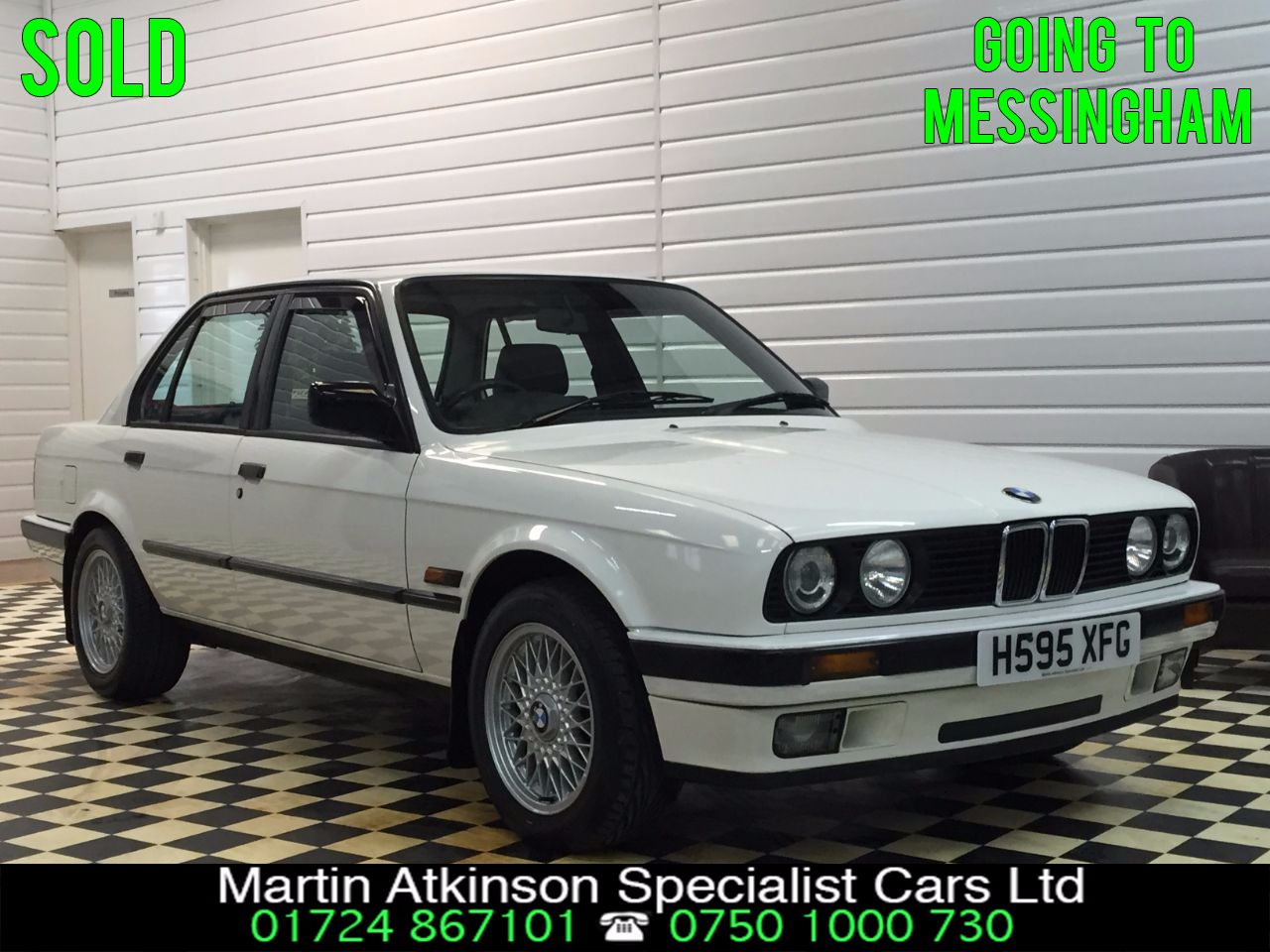 second hand bmw 3 series e30 320i auto for sale in scunthorpe lincolnshire martin atkinson cars. Black Bedroom Furniture Sets. Home Design Ideas