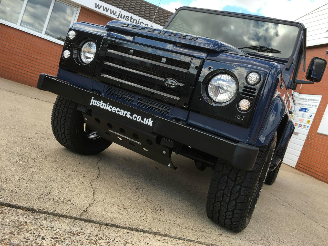 Land Rover Defender Hard Top 2.2 TDCi RS Edition Four Wheel Drive Diesel Tamar Blue