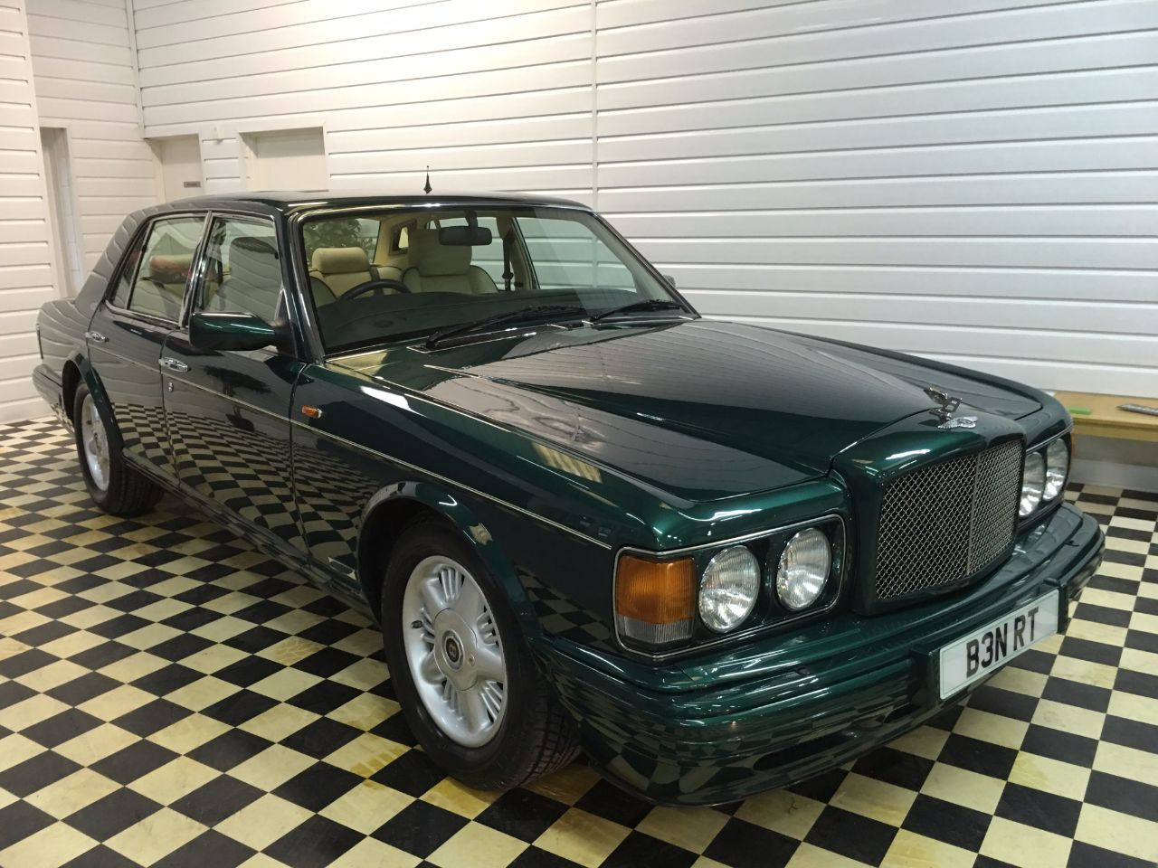 Bentley Brooklands 6.8 'R' Saloon Petrol Sherwood Green