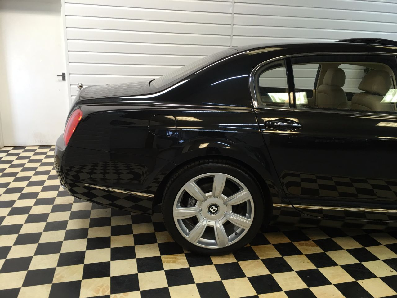 Bentley Continental Flying Spur 6.0 W12 4dr Auto Saloon Petrol Black