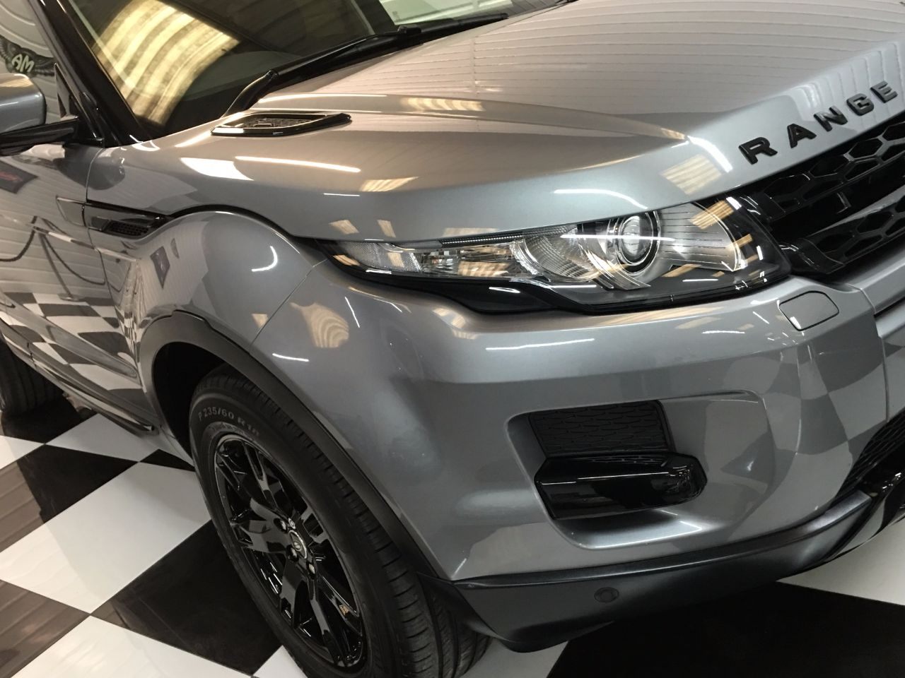 Land Rover Range Rover Evoque 2.2 SD4 Pure 5dr [Tech Pack] Estate Diesel Orkney Grey