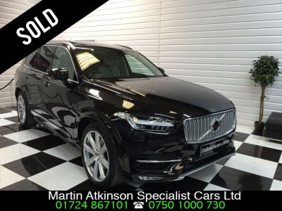 Volvo XC90 2.0 D5 Inscription 5dr AWD Geartronic Estate Diesel Maple Brown PearlVolvo XC90 2.0 D5 Inscription 5dr AWD Geartronic Estate Diesel Maple Brown Pearl at Martin Atkinson Cars Scunthorpe