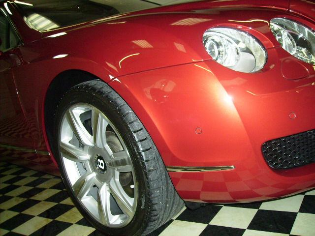 Bentley Continental 6.0 Flying Spur W12 ~6,800 MILES~ Saloon Petrol Pearl Red