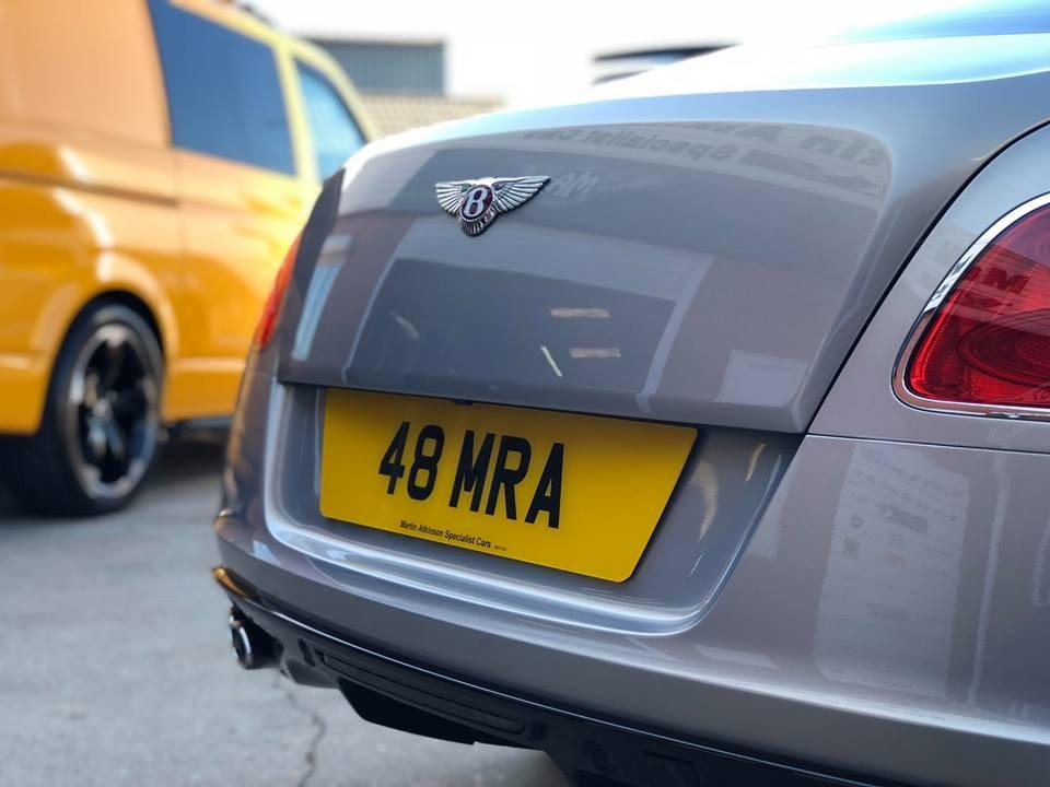 Bentley Continental GT 4.0 V8 S Mulliner Coupe 521BHP Coupe Petrol Extreme Silver