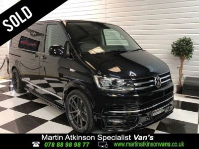 Volkswagen Caravelle 2.0 BiTDi 204BHP Executive SWB 5dr DSG 4Motion MPV Diesel BlackVolkswagen Caravelle 2.0 BiTDi 204BHP Executive SWB 5dr DSG 4Motion MPV Diesel Black at Martin Atkinson Cars Scunthorpe