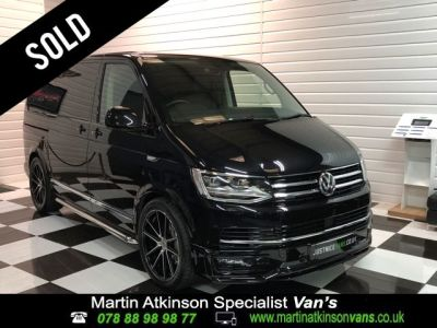 Volkswagen Caravelle 2.0 TSi BlueMotion Tech 204BHP Executive 5dr DSG Petrol Minibus Petrol Deep Black PearlVolkswagen Caravelle 2.0 TSi BlueMotion Tech 204BHP Executive 5dr DSG Petrol Minibus Petrol Deep Black Pearl at Martin Atkinson Cars Scunthorpe