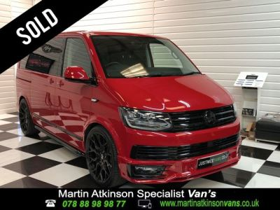 Volkswagen Caravelle 2.0 TDI BlueMotion Tech 150 Executive 5dr DSG Minibus Diesel Cherry RedVolkswagen Caravelle 2.0 TDI BlueMotion Tech 150 Executive 5dr DSG Minibus Diesel Cherry Red at Martin Atkinson Cars Scunthorpe