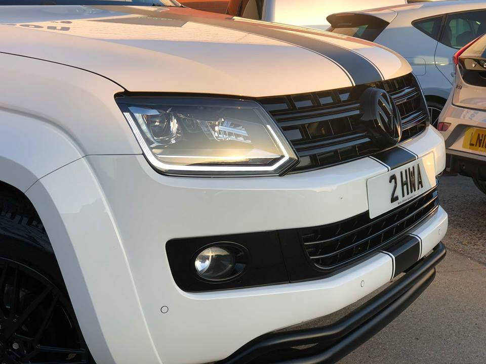 Volkswagen Amarok GTS PACK Pick Up Highline 2.0 BiTDI 204 BMT 4MTN Auto Pick Up Diesel Candy White