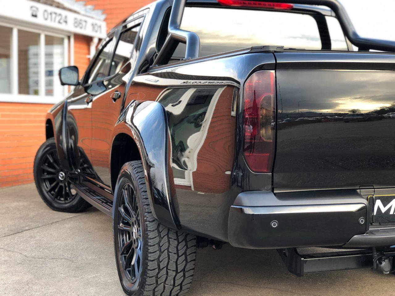 Mercedes-benz X Class 2.3 250d 4Matic Double Cab Pickup Auto MA-SV WIDEBODY Pick Up Diesel Kabana Black